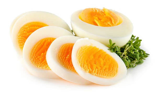 healthy egg meal