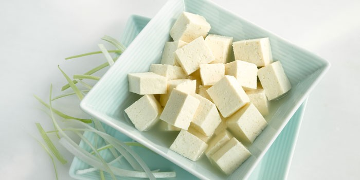 healthy tofu
