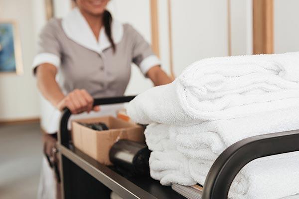 Housekeeping the most boring job