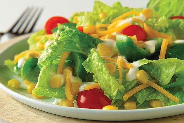 leafy green food