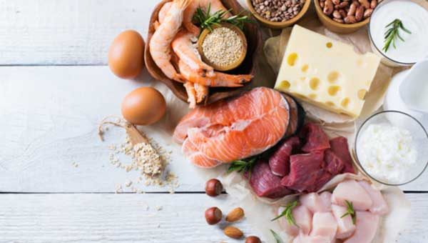 Lean Proteins food to prevent blood clots