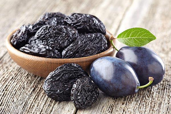 Prunes foods for bone health