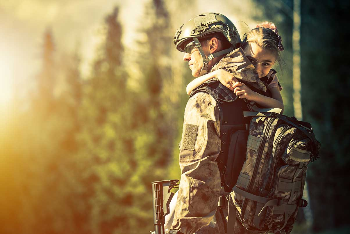 Soldiers - Job security at risk