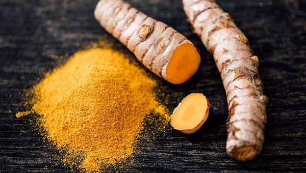 Turmeric food to prevent blood clots