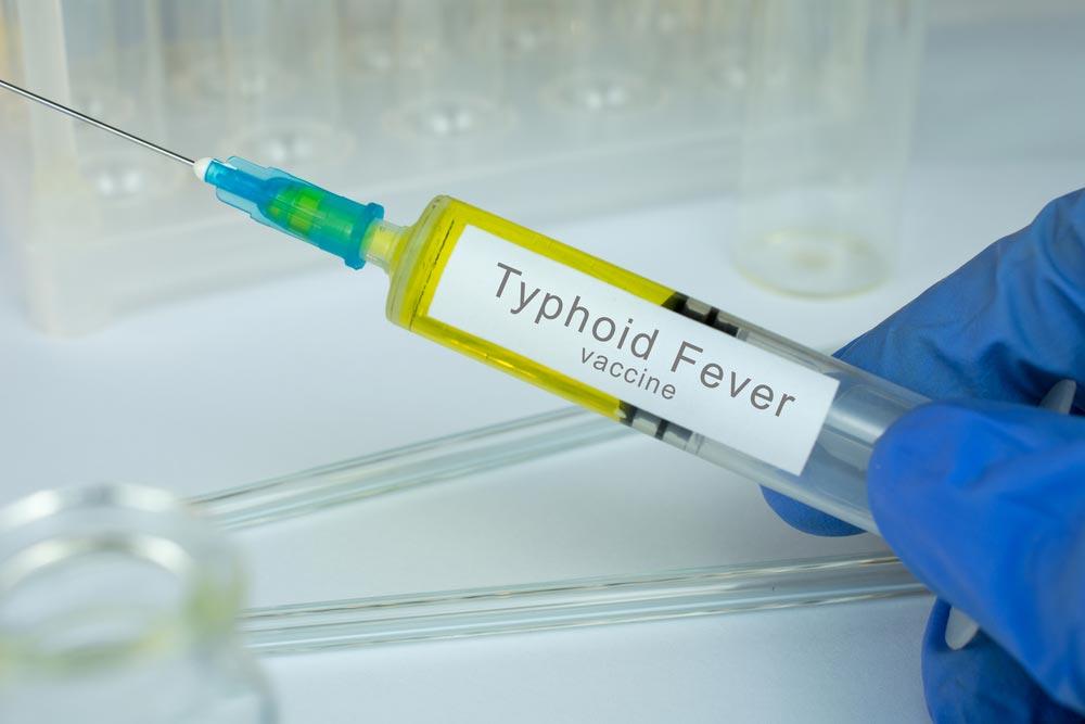 Typhoid fever vaccine