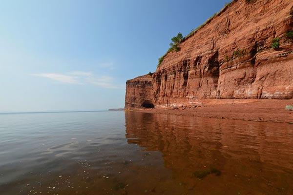 Kings Subd Nova Scotia landscape