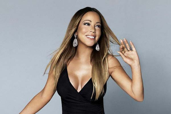 Mariah Carey insured legs