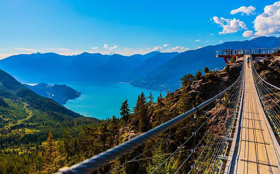 Squamish BC landscape