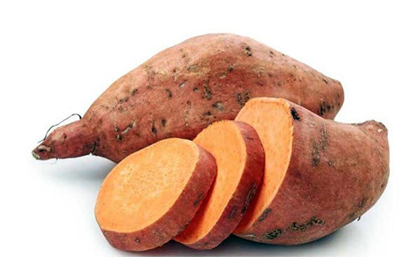 Sweet Potato - foods that prevent tooth decay