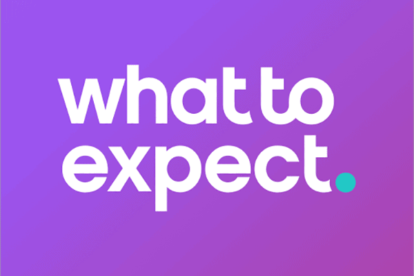 What to Expect logo - Best pregnancy app