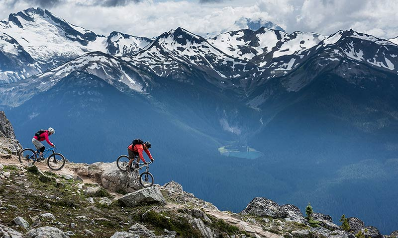 Whistler BC landscape