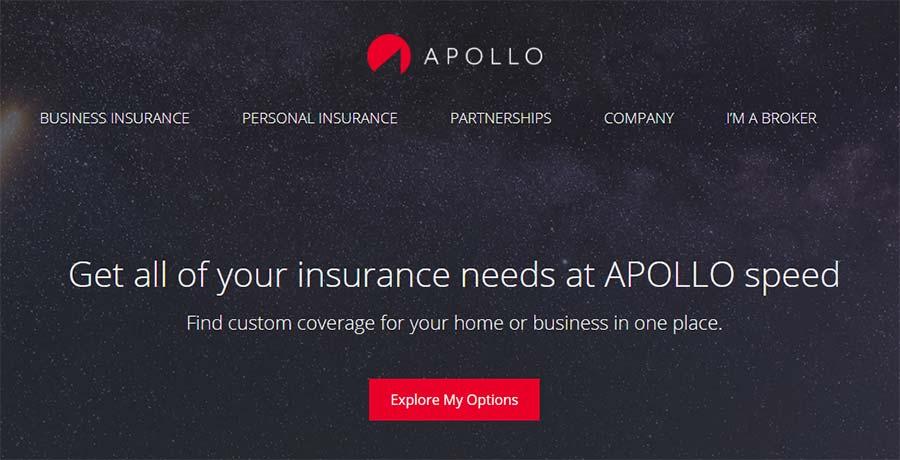 apollo insurance website