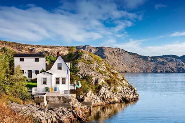 Brigus and Cupid Newfoundland landscape