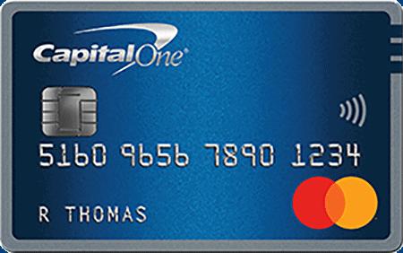 Capital One Costco Mastercard
