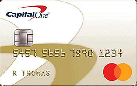 Capital One Guaranteed Mastercard