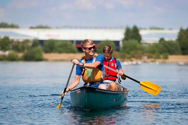 kayaking rate in Ontario