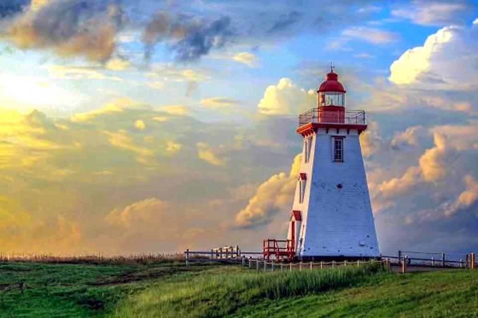 Souris Lighthouse PEI