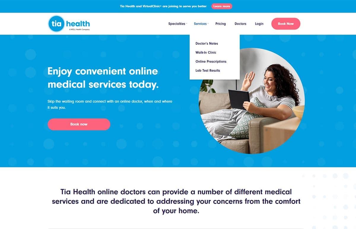 tia health services