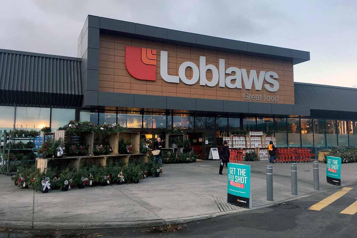 Loblaws Store Toronto