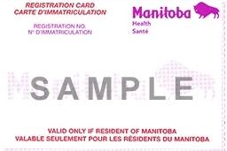 manitoba health card sample