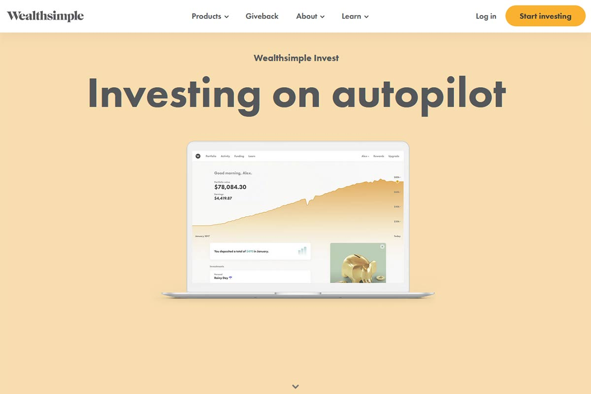 wealthsimple invest