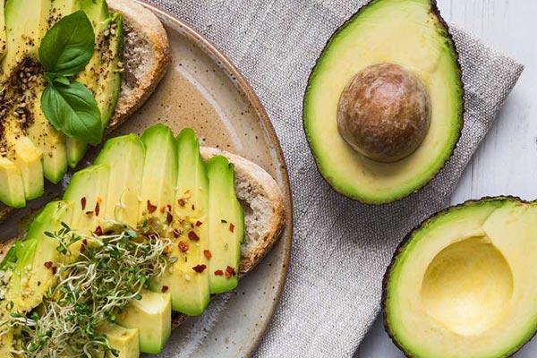 Avocado food for the stroke