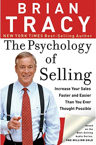 The Psychology of Selling by Brian Tracy book
