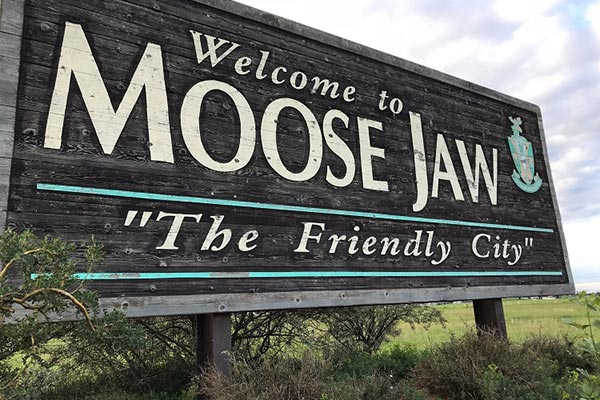 Moose Jaw Welcome