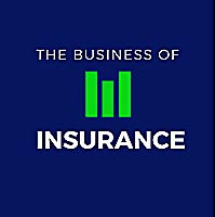 The Business of Insurance podcast logo
