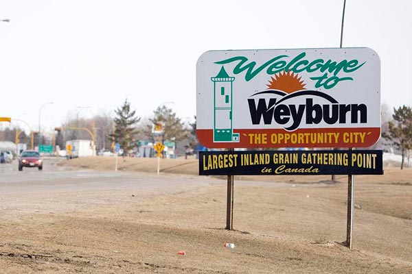 Weyburn Welcome