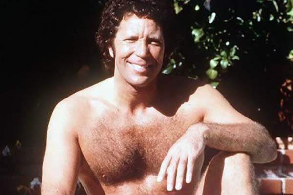 Tom Jones insured chest hair